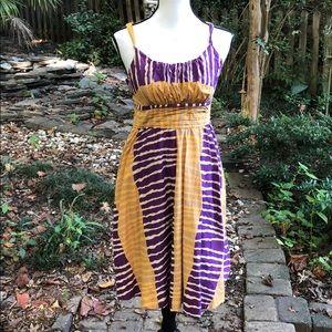 Anthropologies FEI dress
